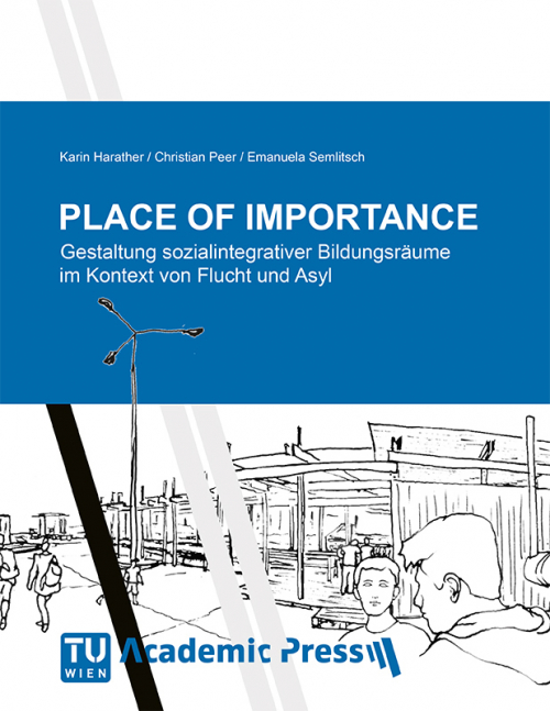 "Cover des Buches ""Place of Importance"""