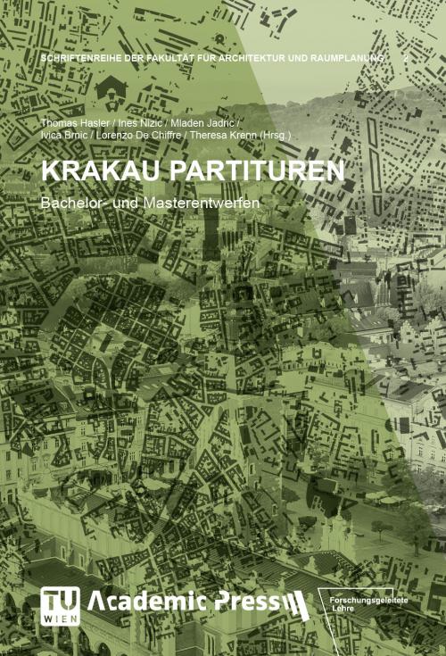 "Cover des Buches ""Krakau Partituren"""
