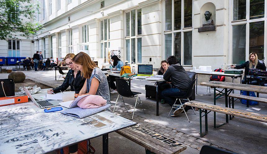 Tu Wien Architektur