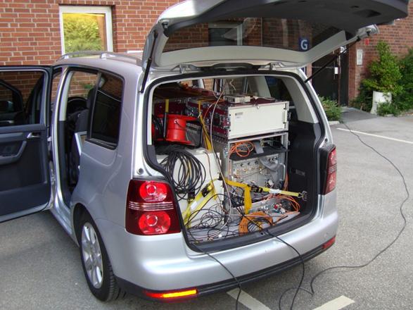 Technische Universität Wien : Autos plaudern mittels Mikrowellen