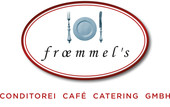 Logo froemmel´s - conditorei café catering GmbH